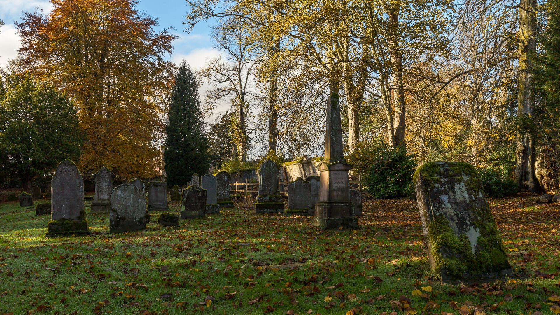 Alter Friedhof von Scone