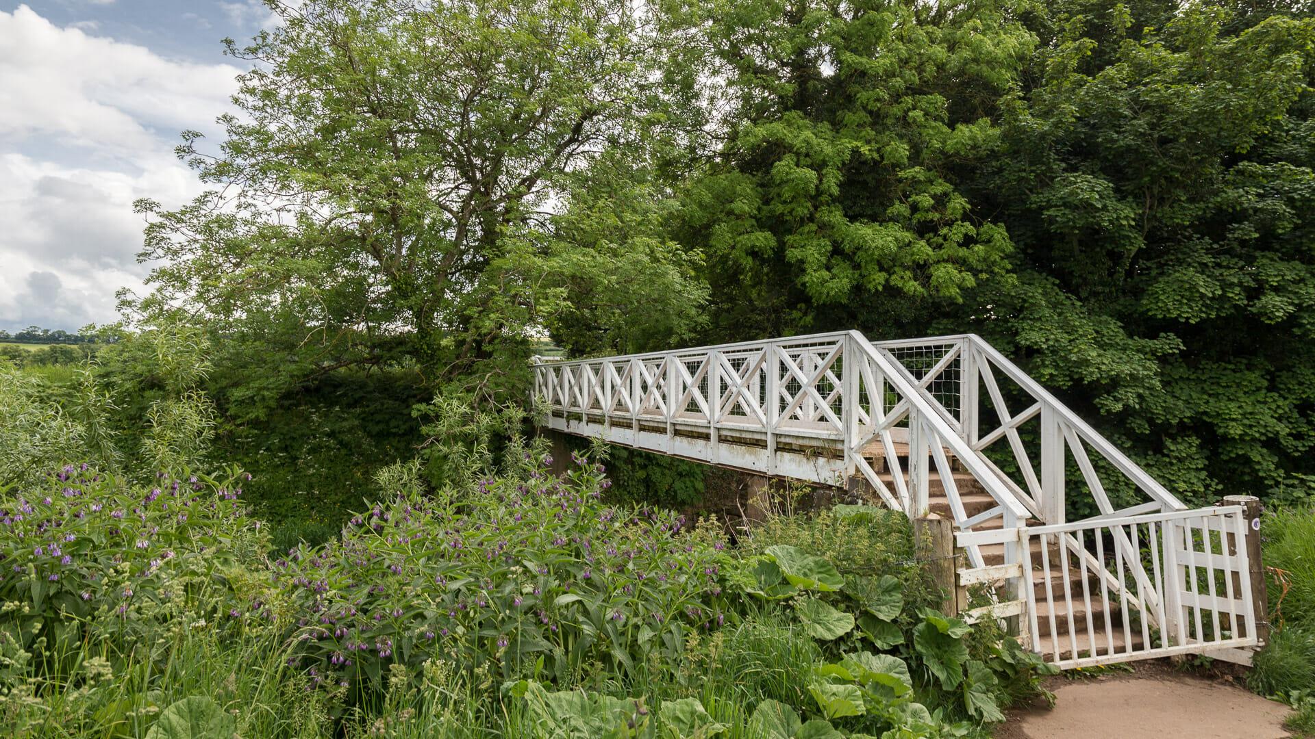 Brücke über den Fluss Tyne