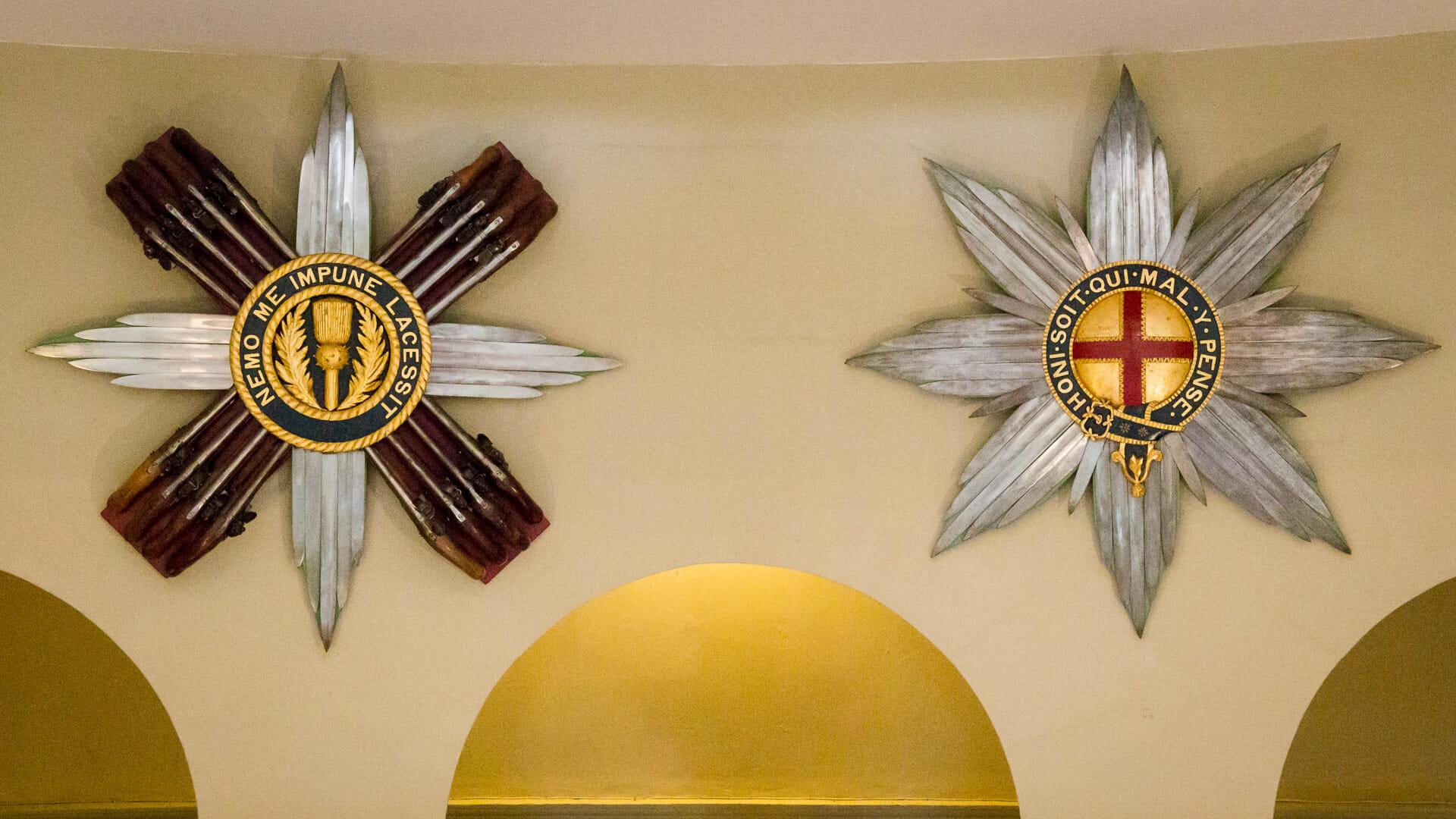 Wappen der Ritterorden