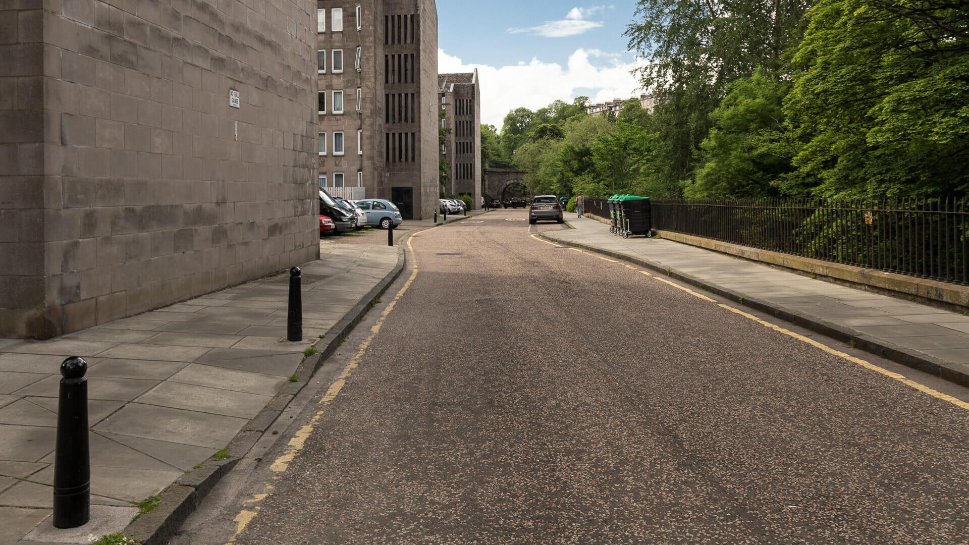 Saunders Street