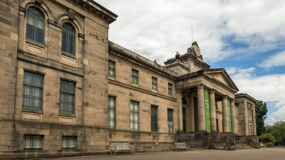 Scottish National Gallery of Modern Art Haus zwei