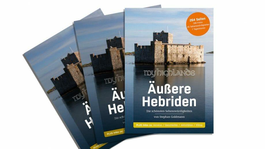 Reiseführer Äußere Hebriden, Western Isles, Schottland