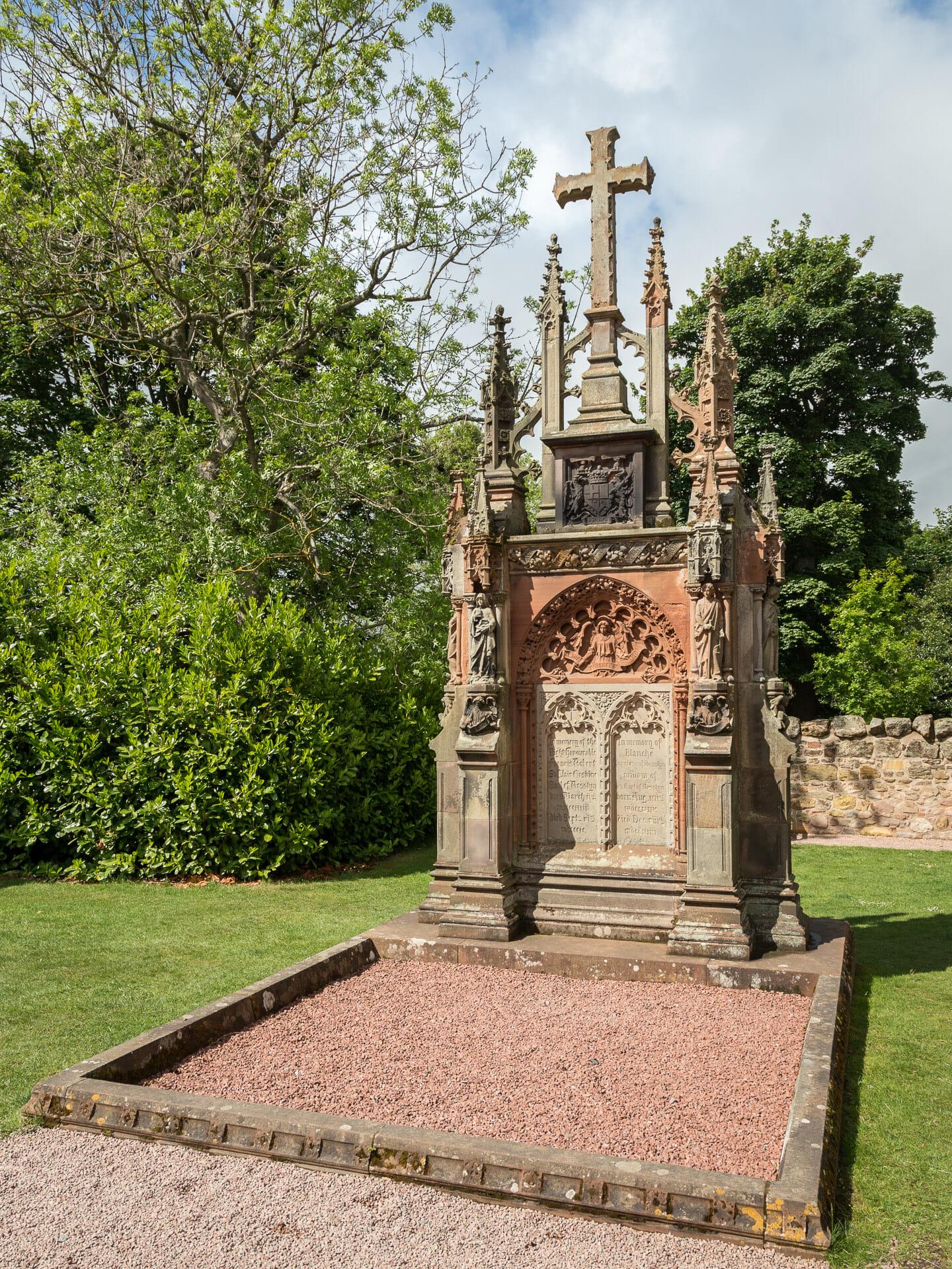Grab von Francis Robert St Clair-Erskine