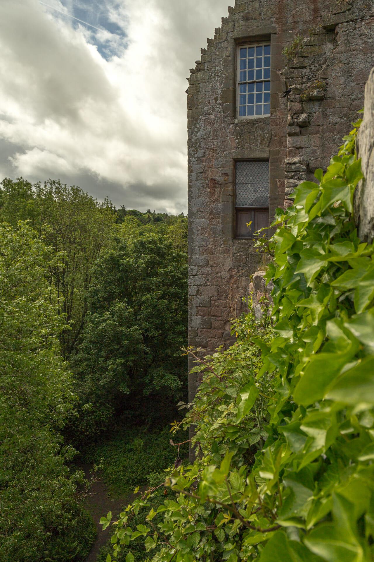 Haus der Rosslyn Burg