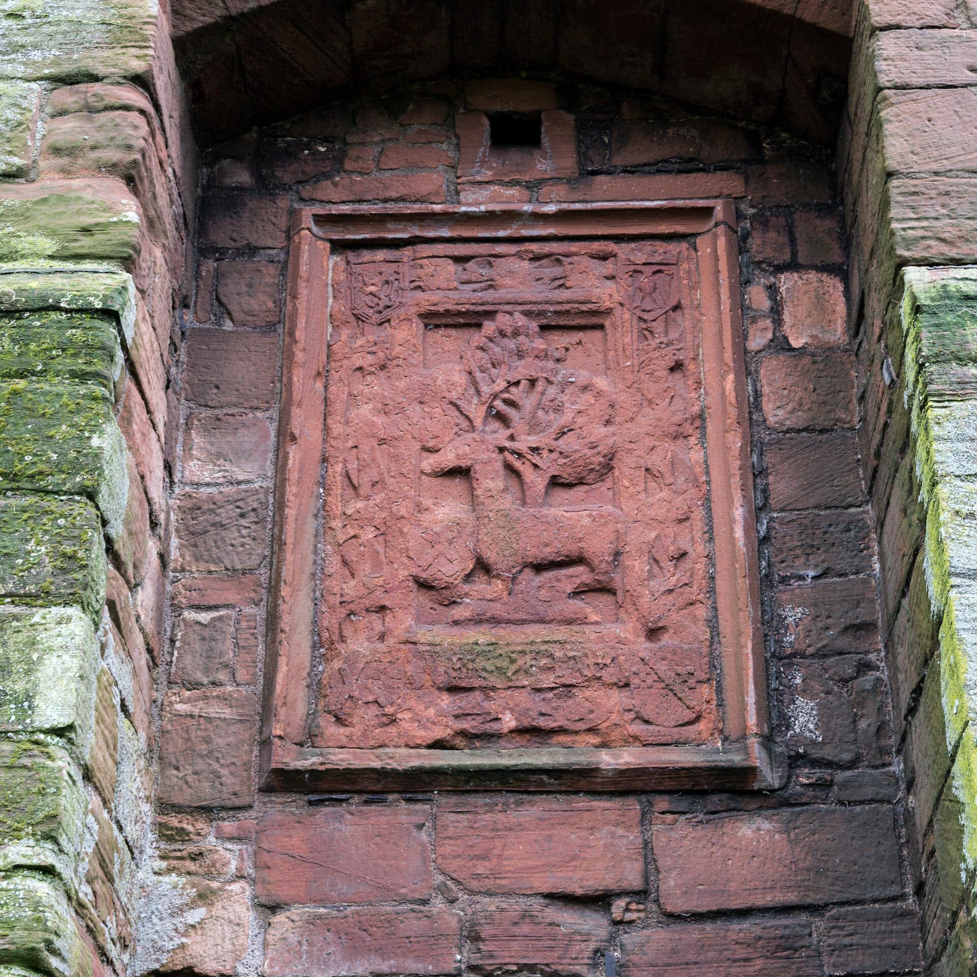 Das Wappen des Clan Maxwell