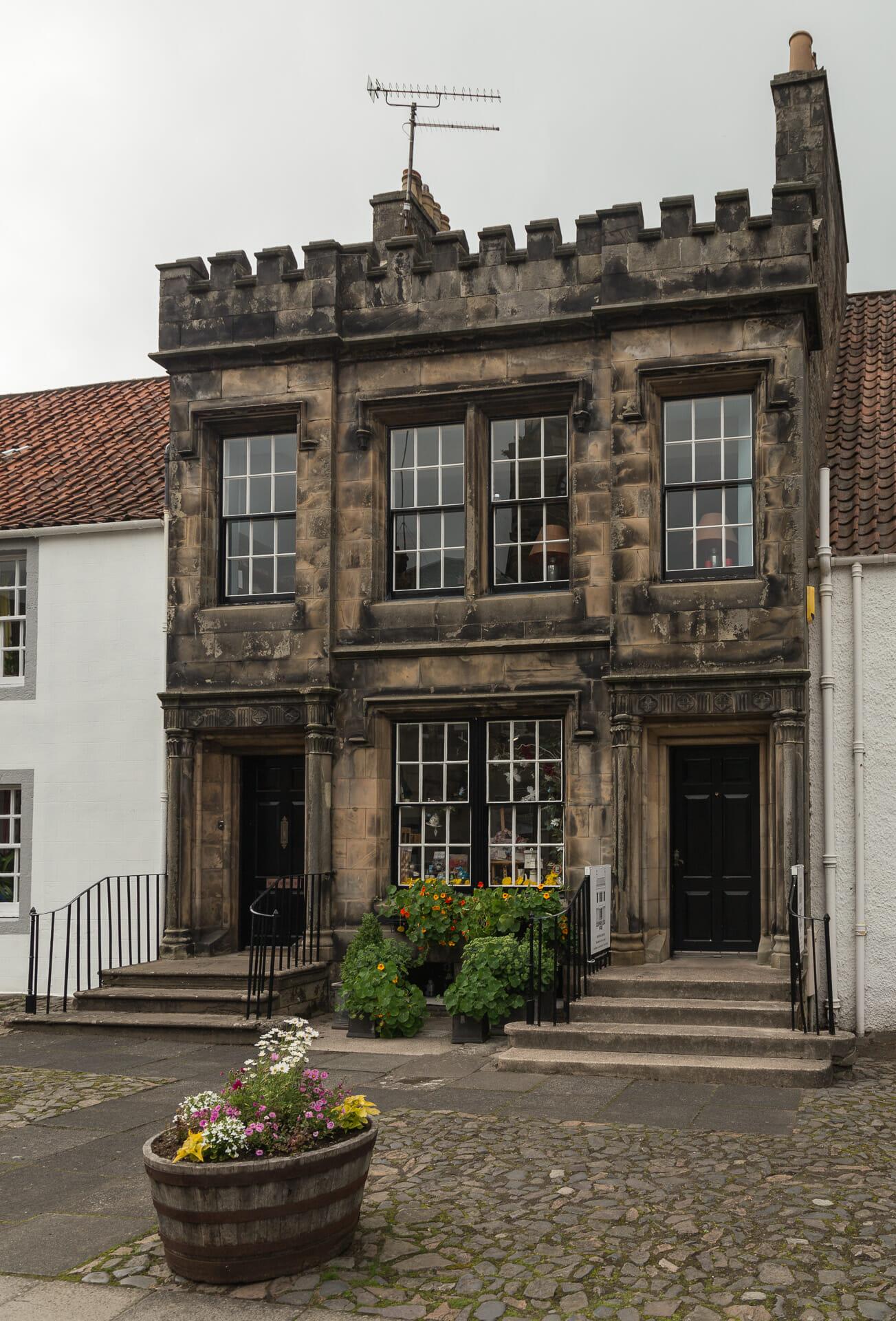 Gebäude aus dem 19. Jahrhundert
