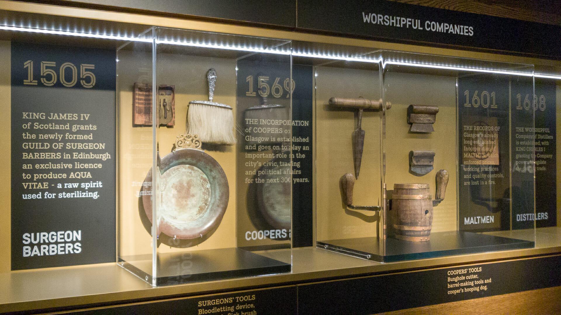 Ein Blick in die Whisky-Geschichte Glasgows