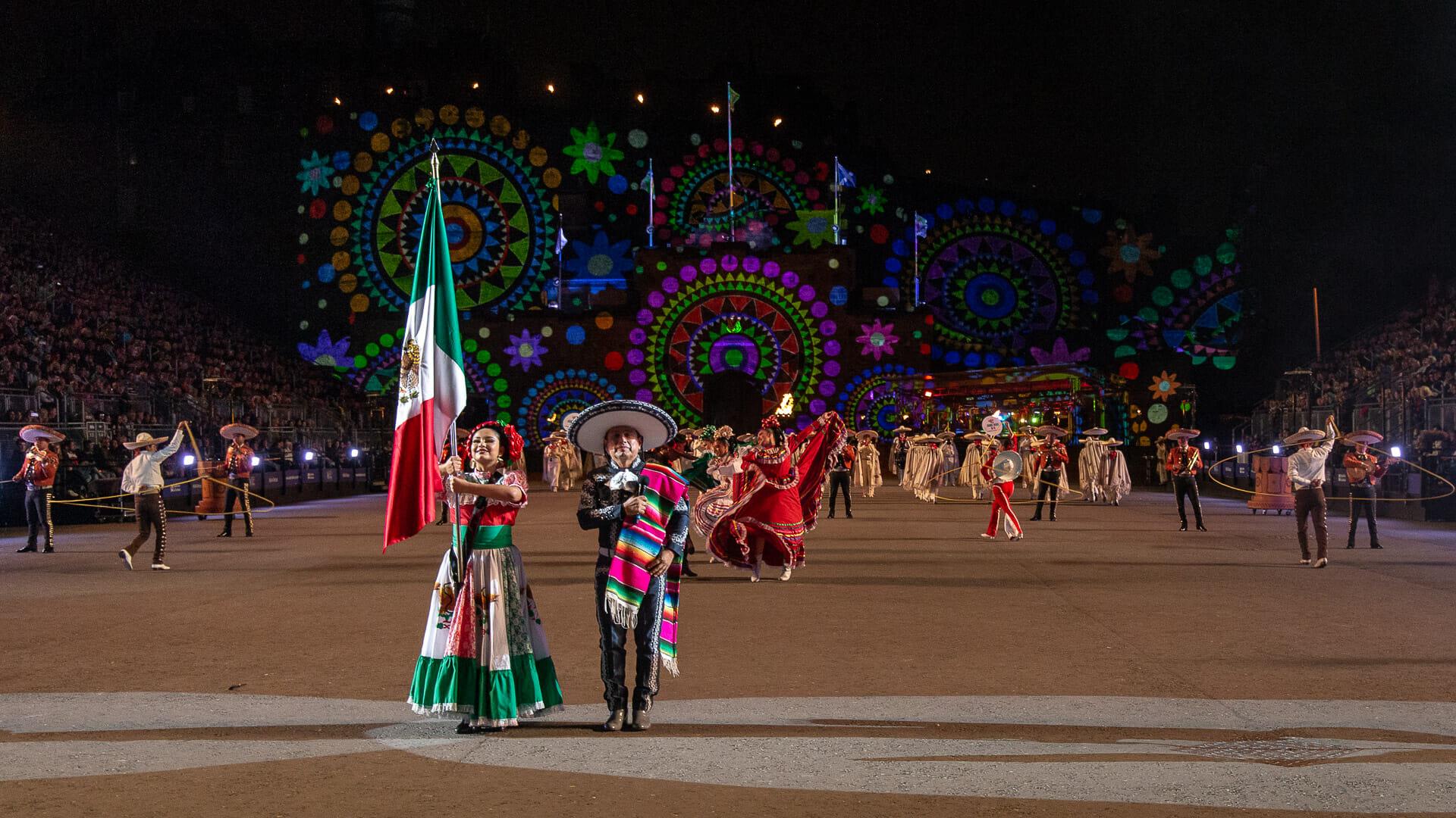 Banda Monumental de México