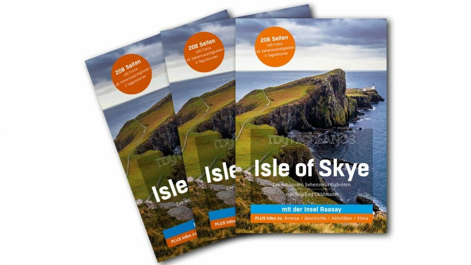 Reiseführer MyHighlands - Isle of Skye