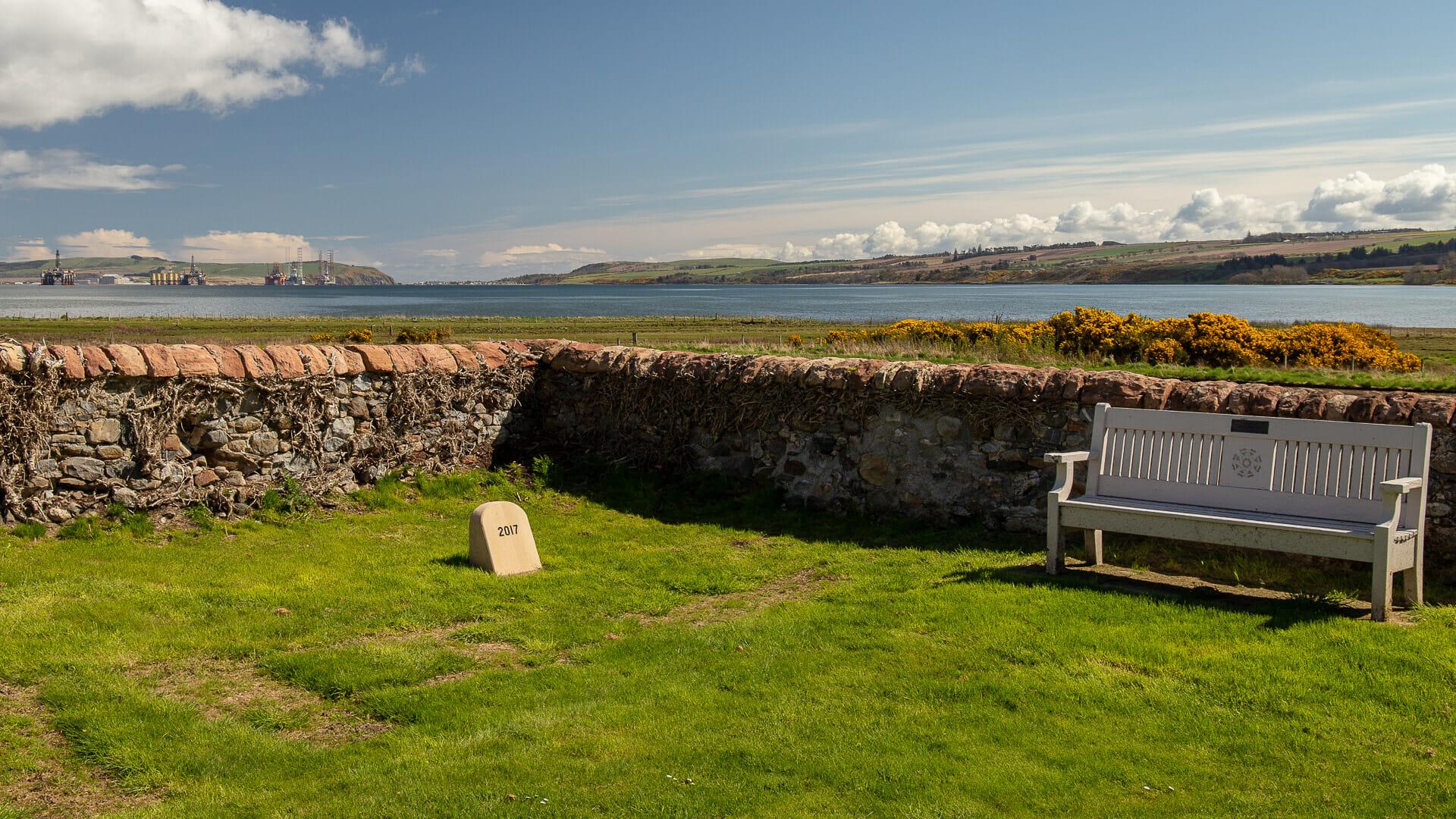 Blick auf den Cromarty Firth