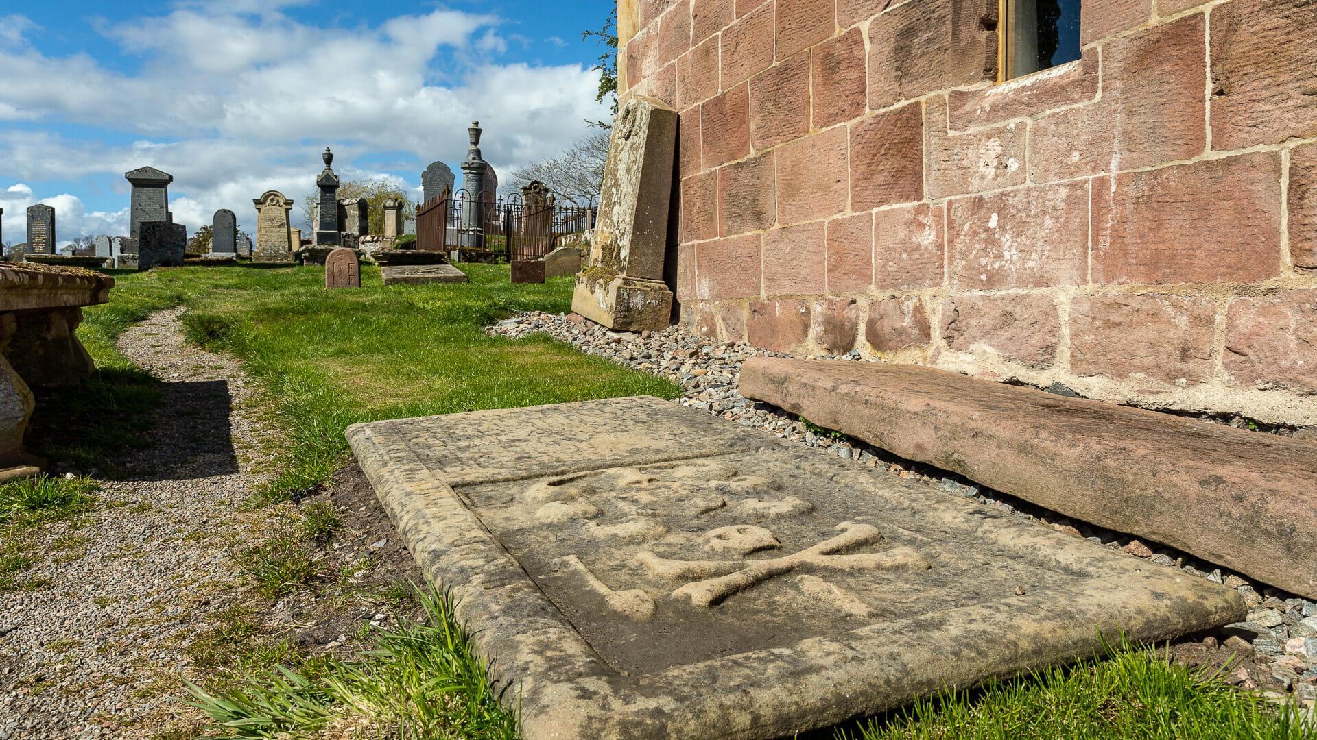 Kirkmichael Friedhof