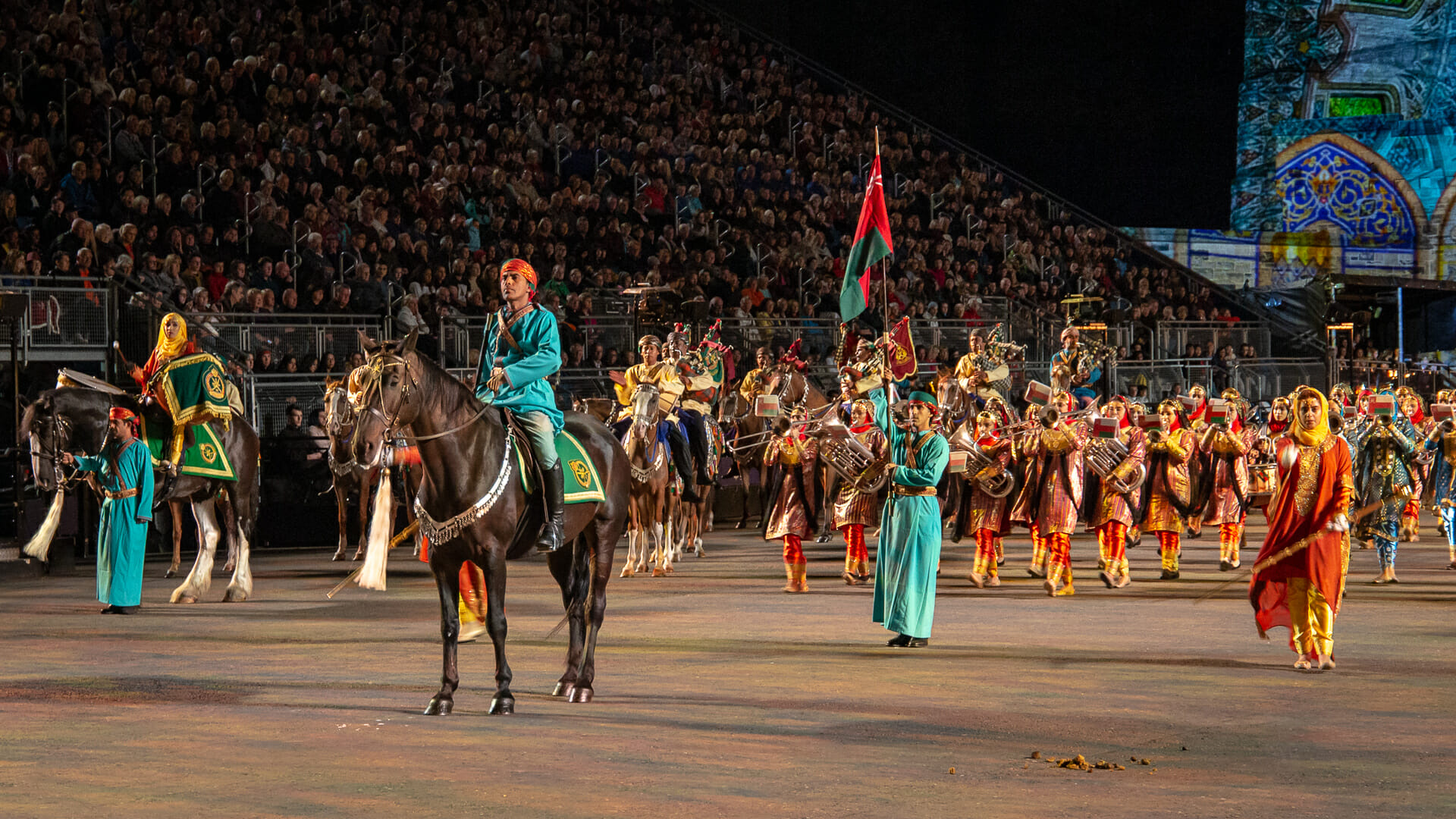 Royal Cavalary of Oman