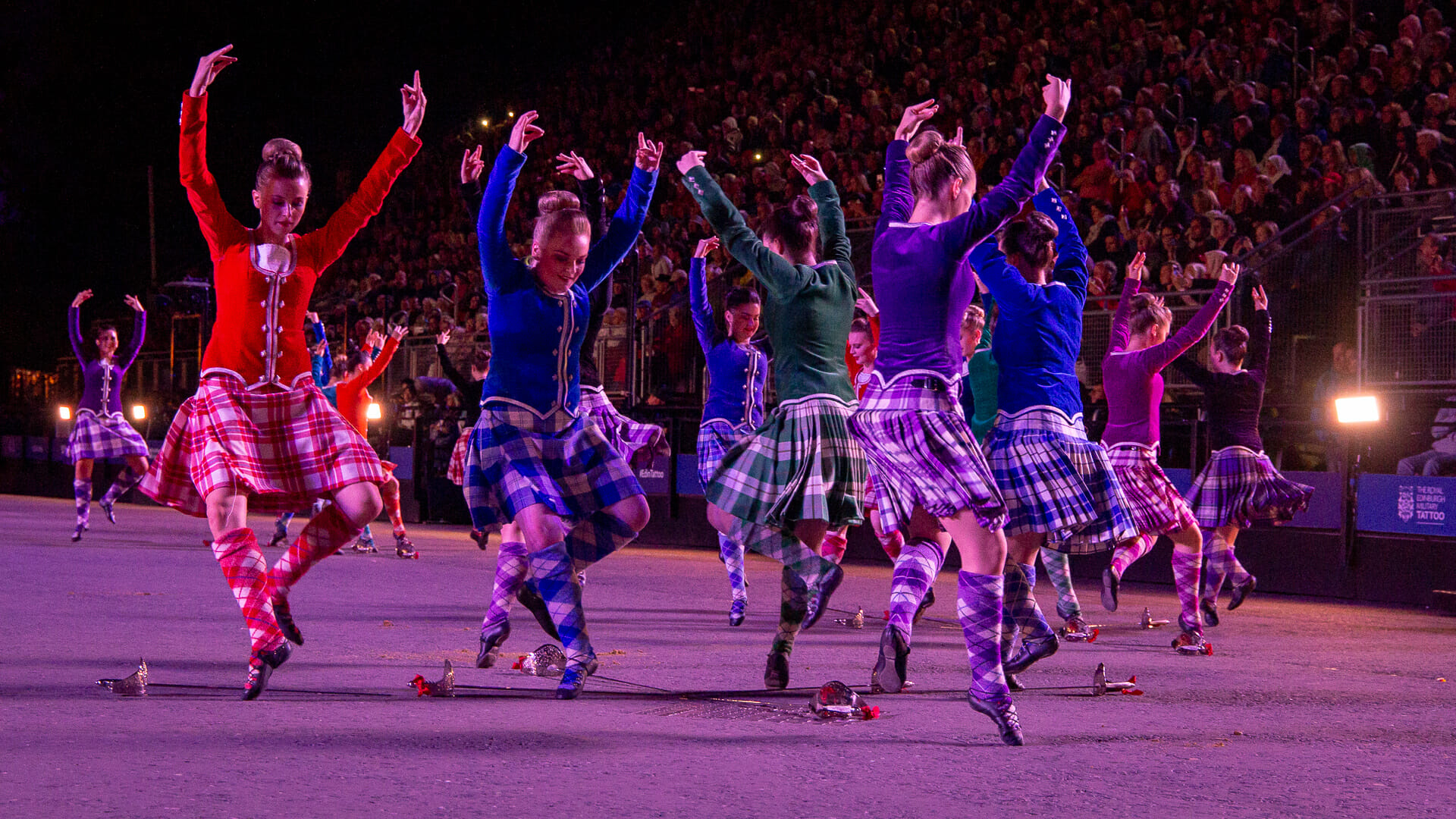 Highland Sword Dance