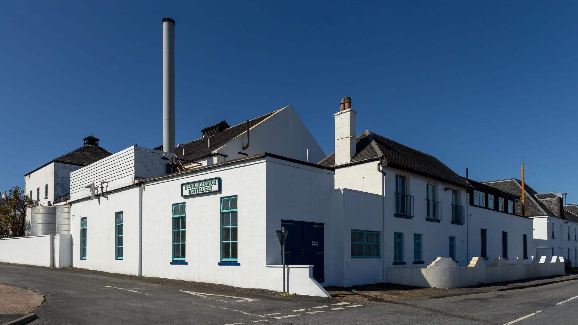 Bruchladdich Distillery