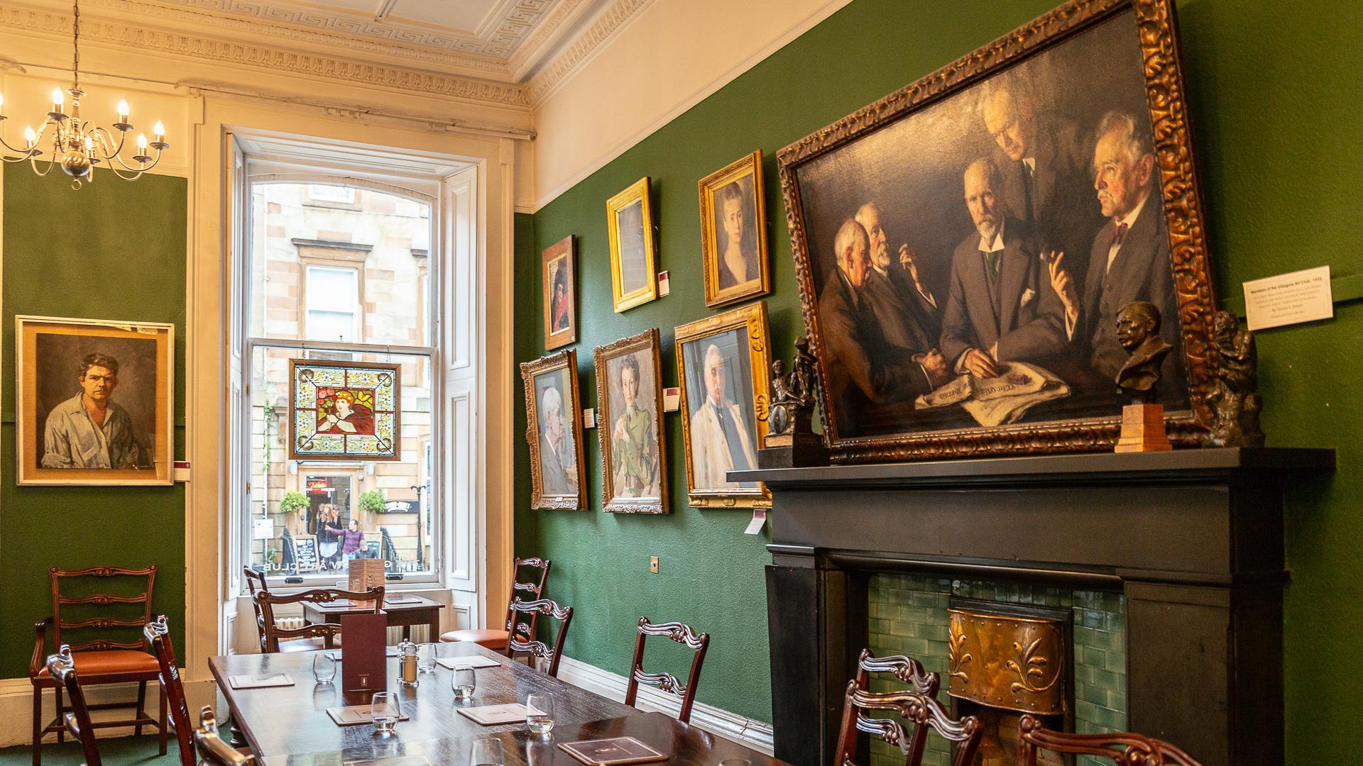 Glasgow Arts Club
