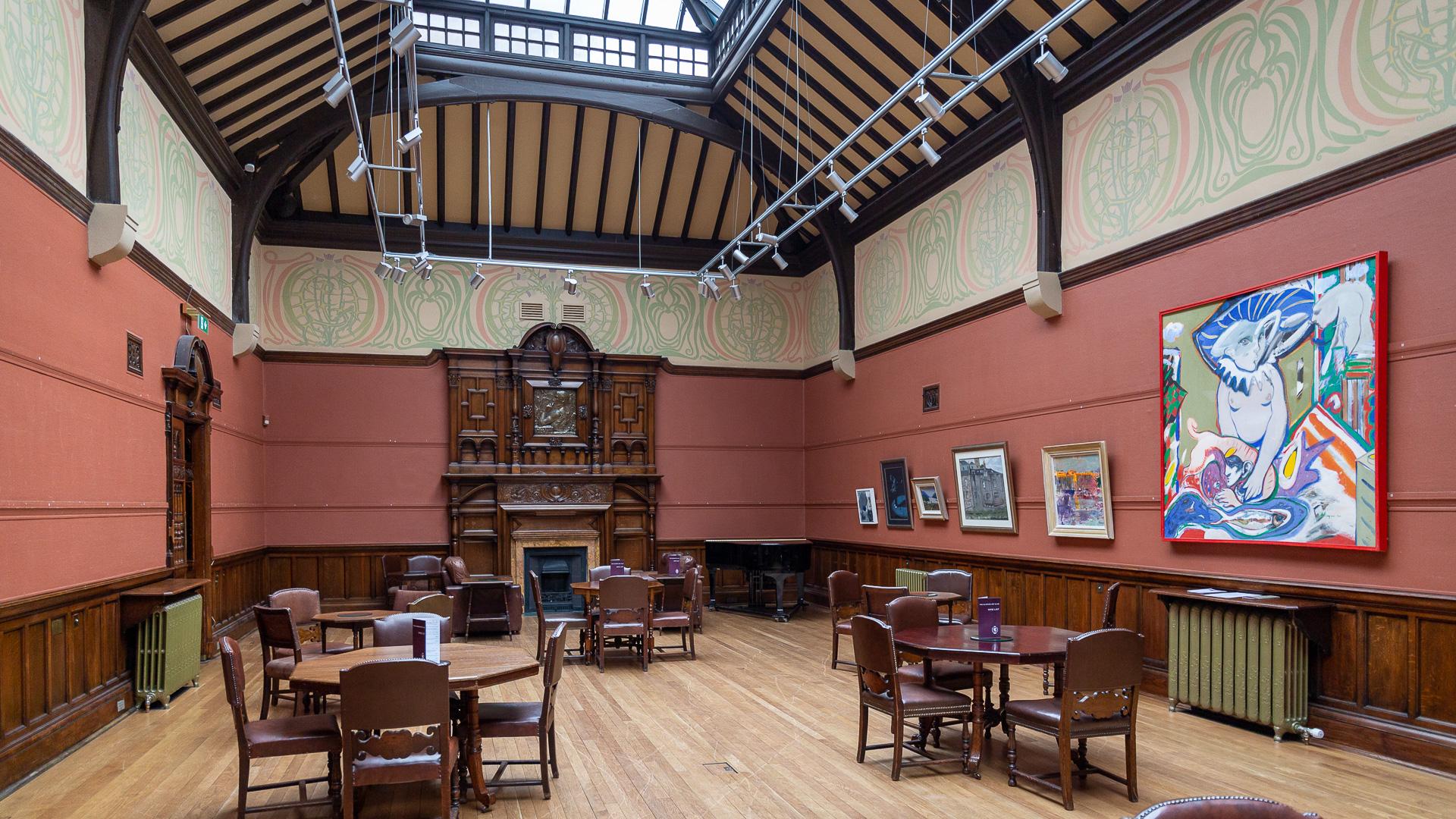 Galerie des Glasgow Arts Club