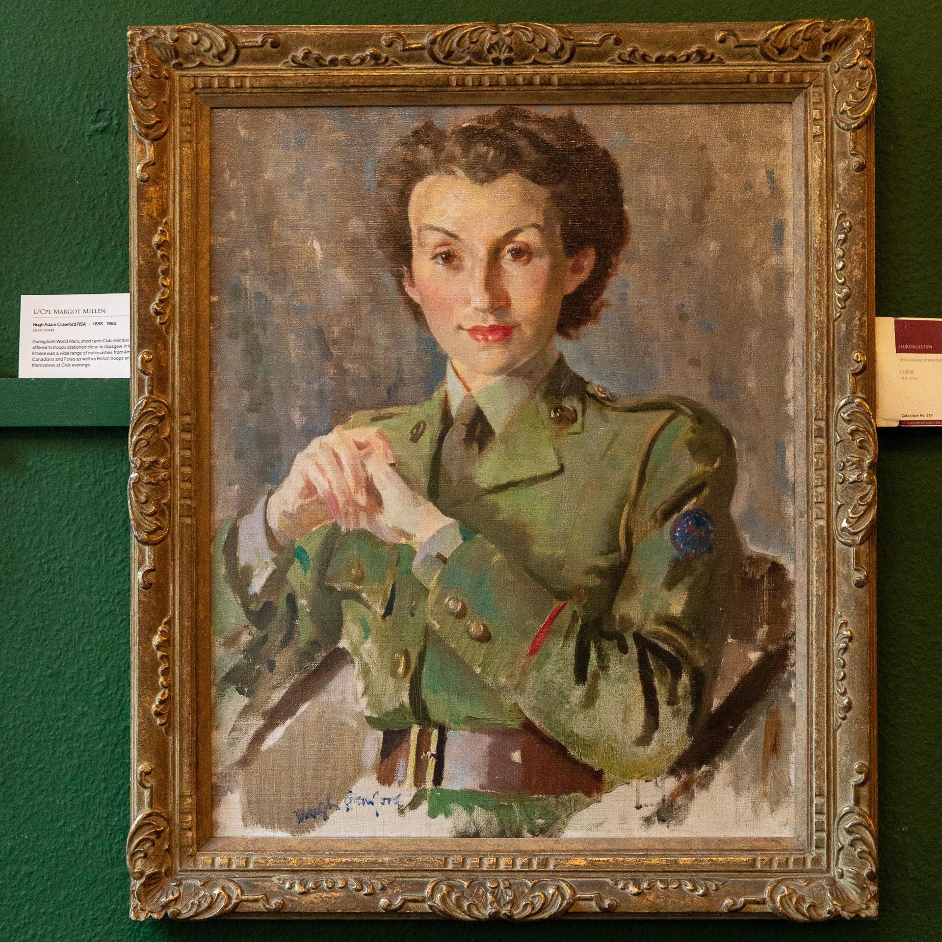 Lance Corporal Margot Millen