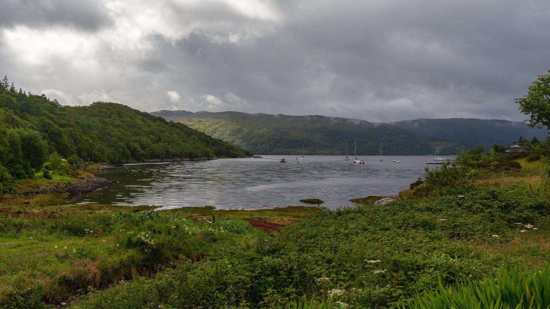 Loch Sunart bei Salen