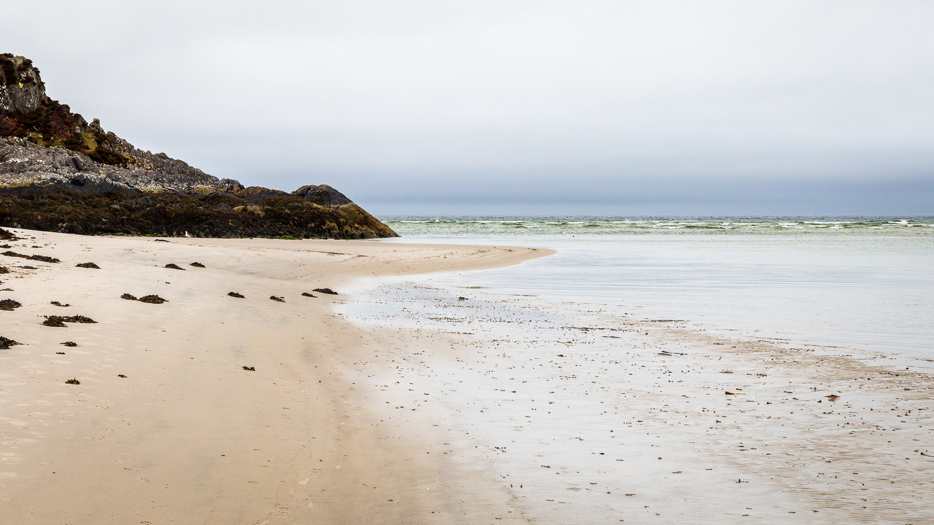 An den Silver Sands of Morar