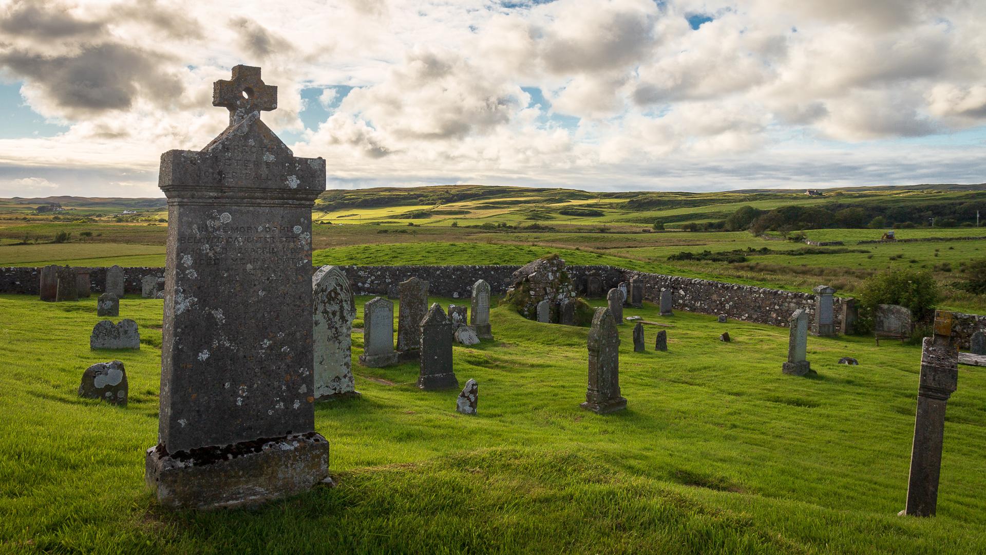 Kilmeny Graveyard