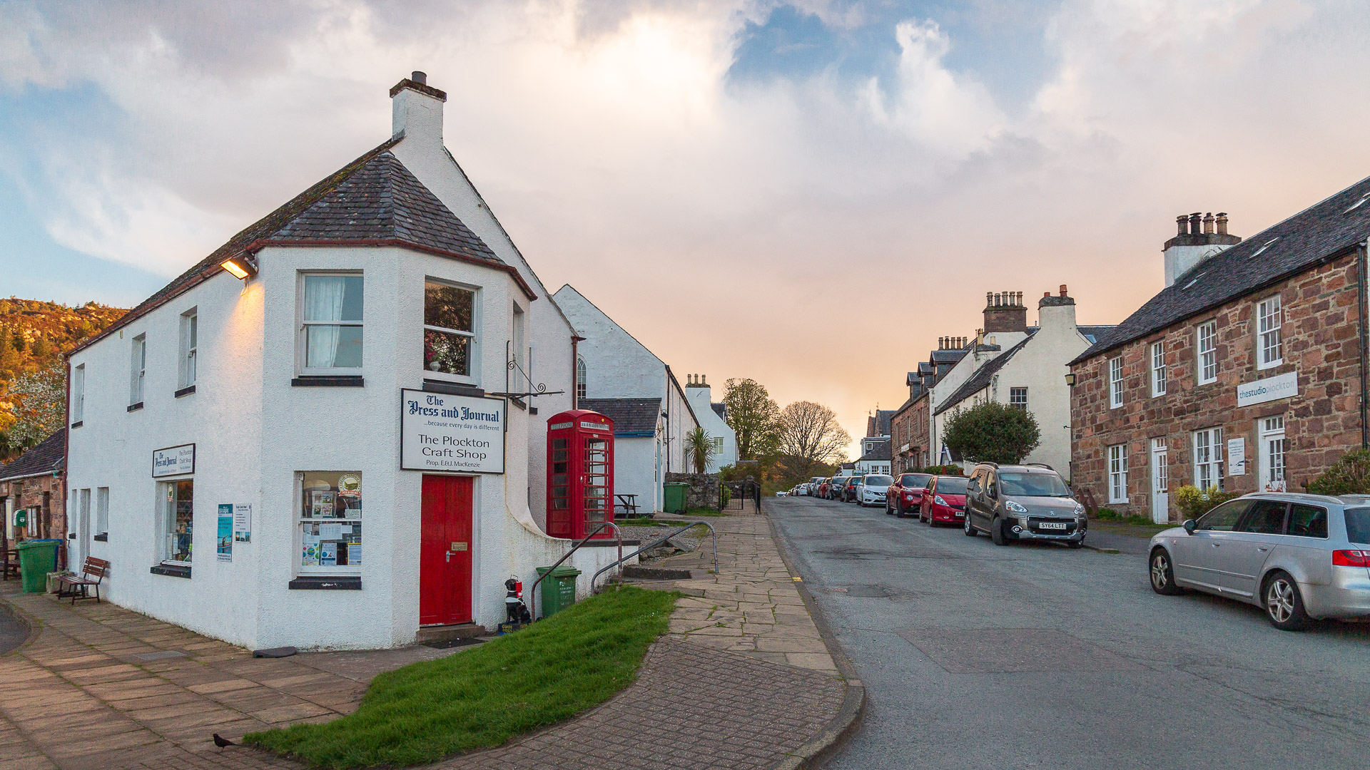 Plockton Craft Shop