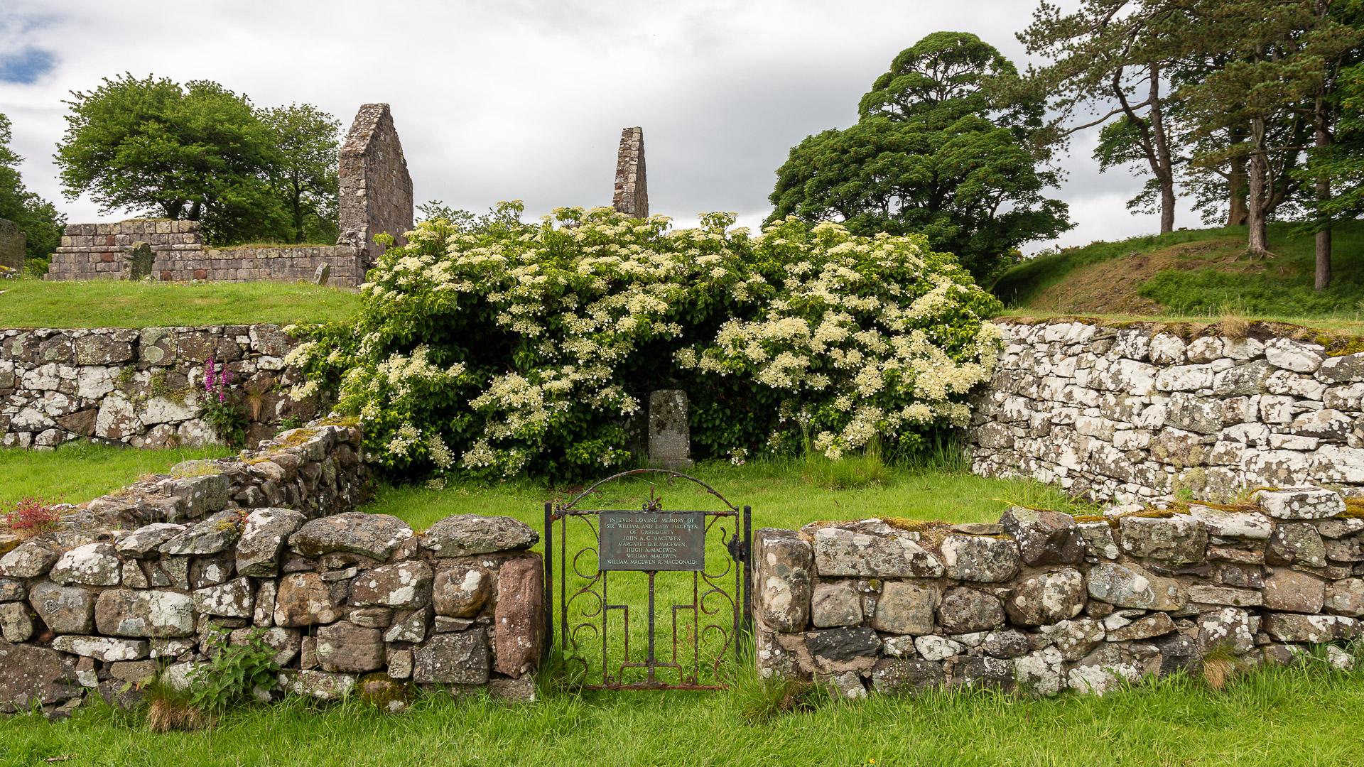Das Grab der MacEwans