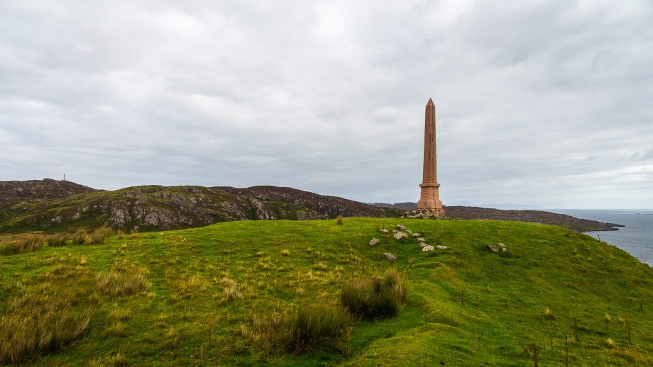 Lord Colonsay Monument