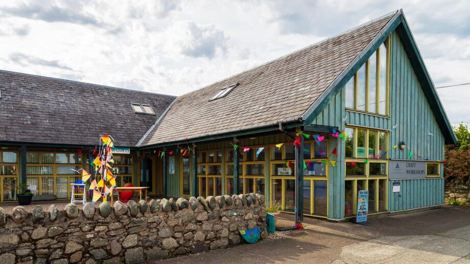 Gigha Gallery und Pottery Tea Room