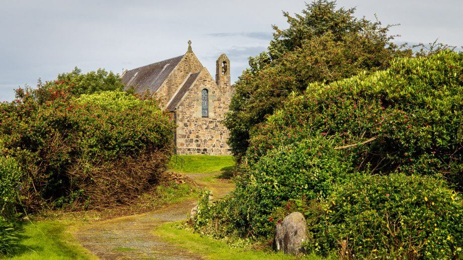 Gigha Parish Church, Ardminish