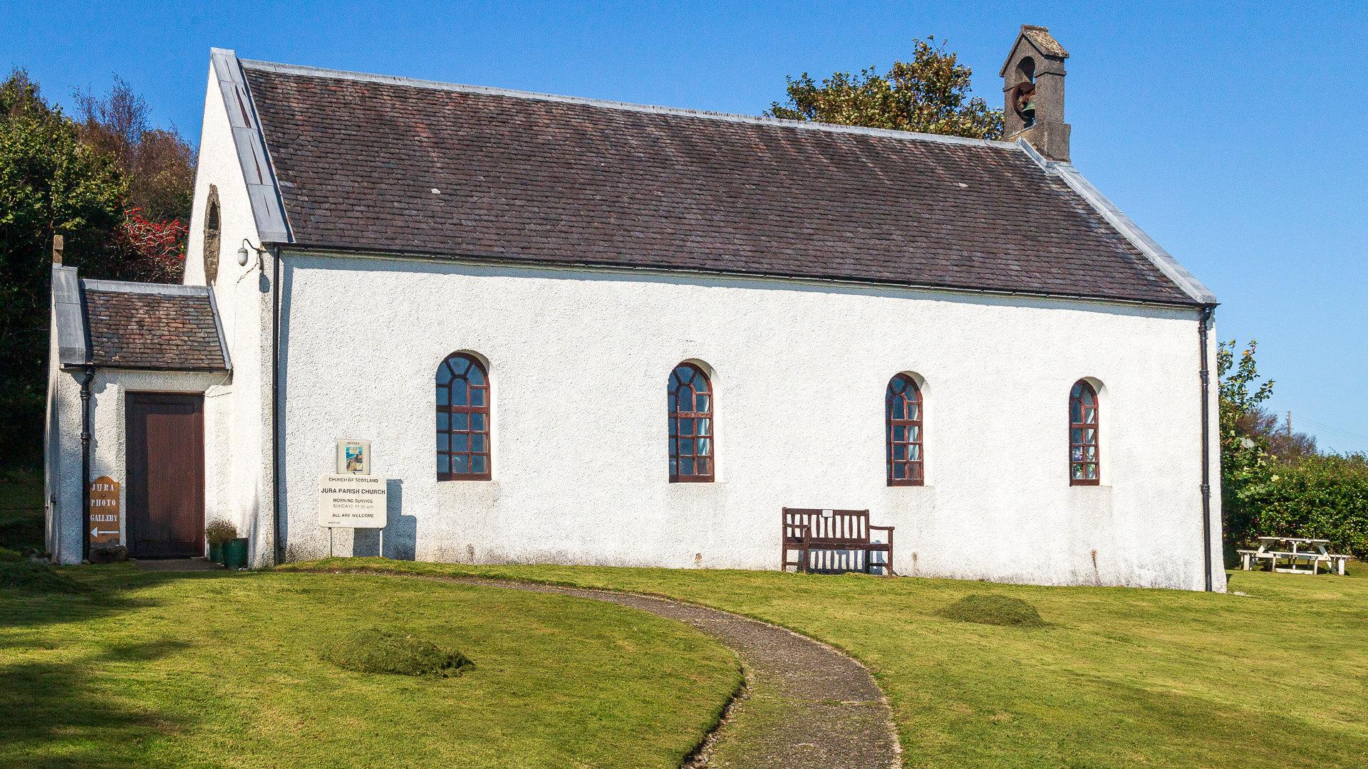 Jura Parish Church
