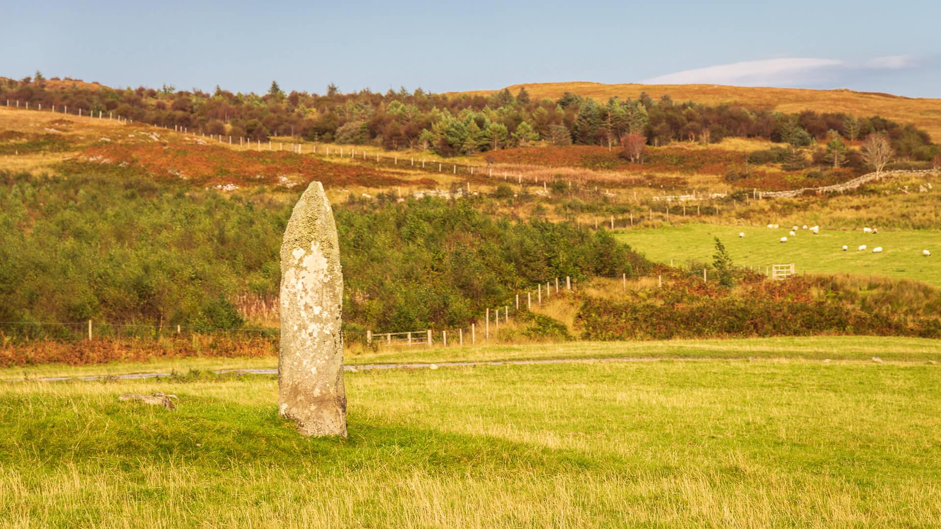 Standing Stone Tarbert, Jura