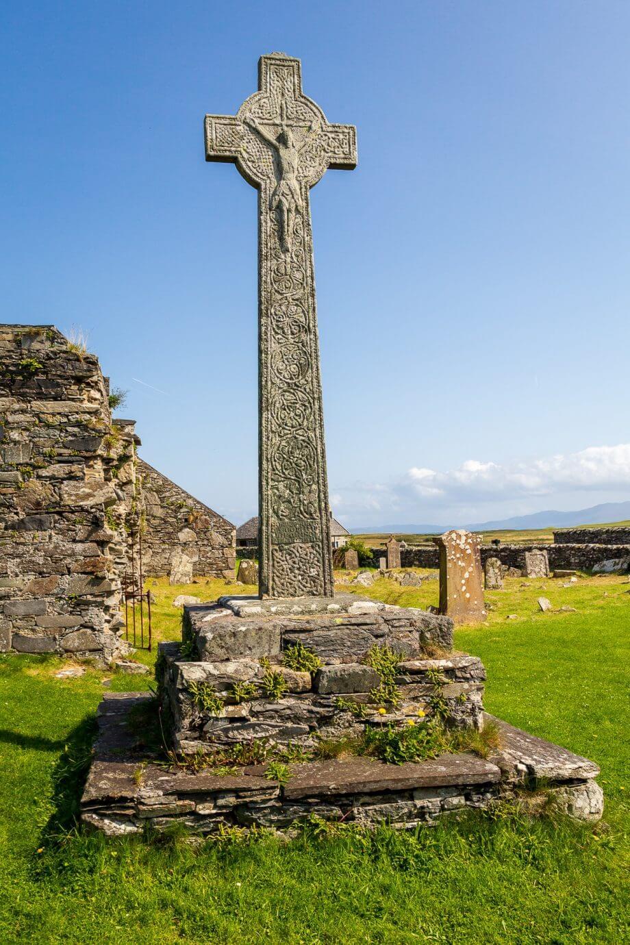 Das Kreuz von Oronsay