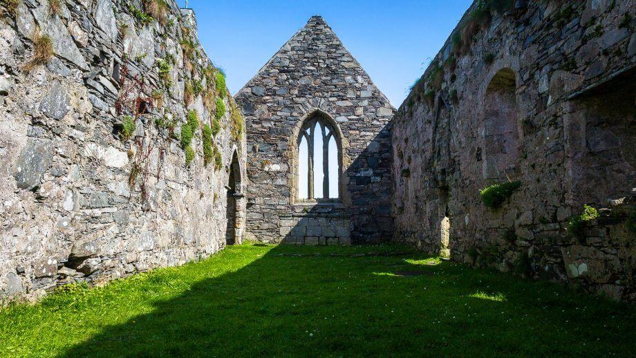 Die Kirche des Klosters