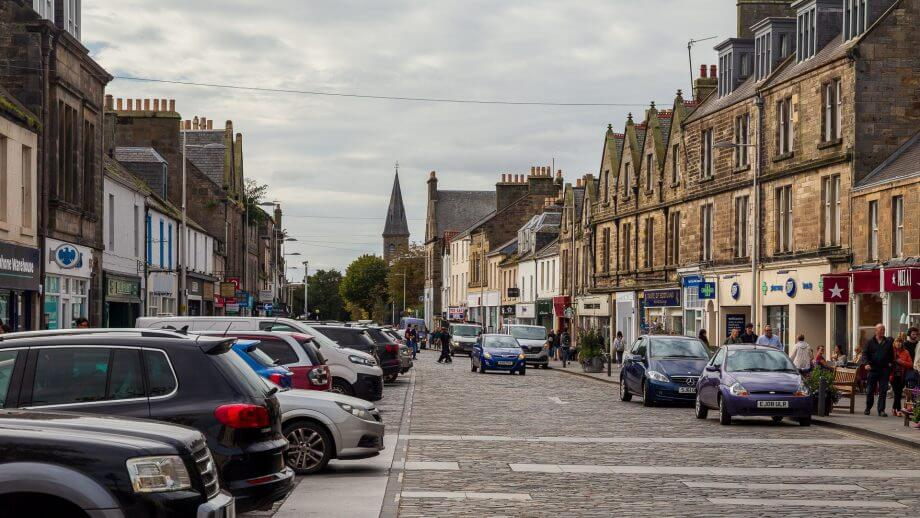 St Andrews Market Street