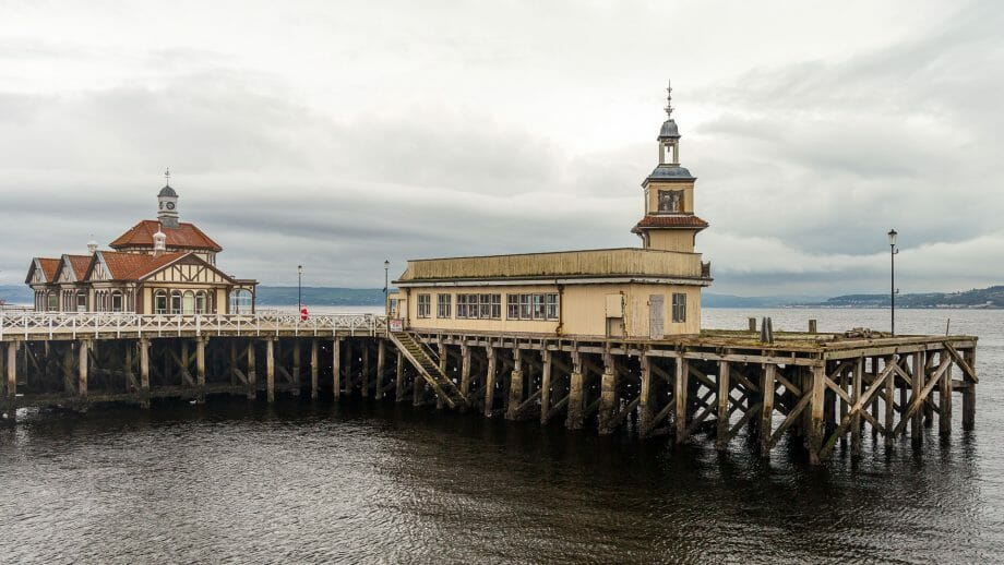 Dunoon Pier Signal Tower