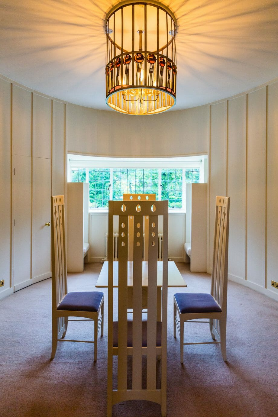 Das ovale Zimmer