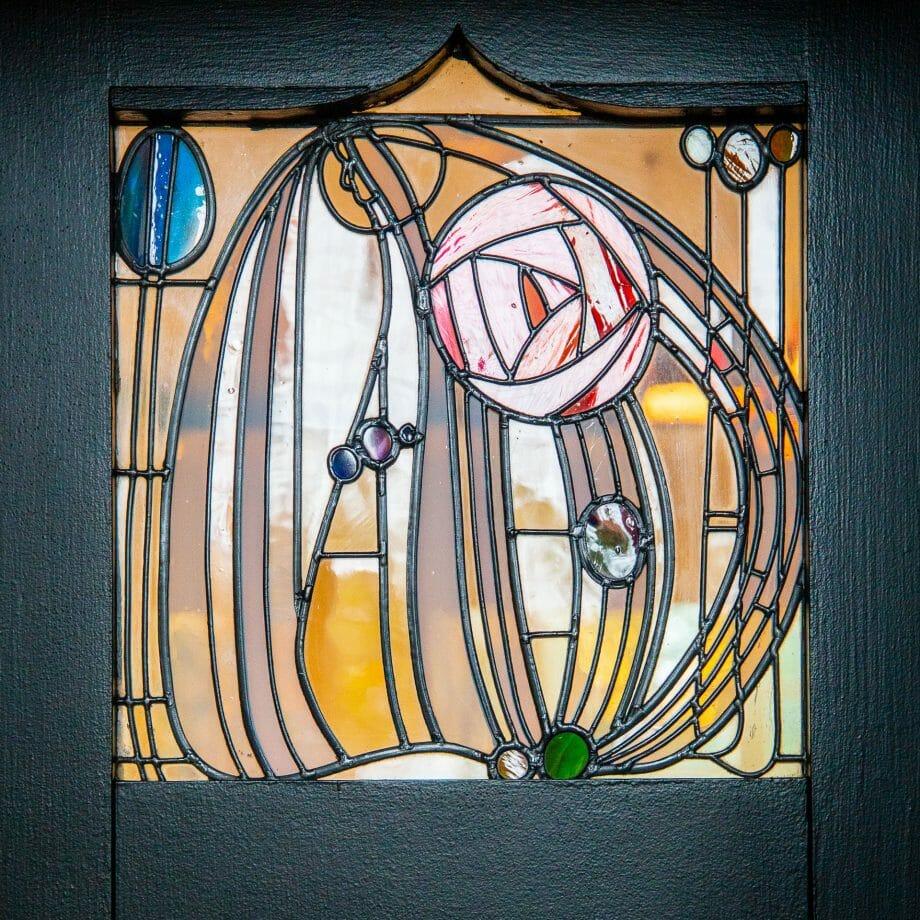 Fenster zum Musikzimmer