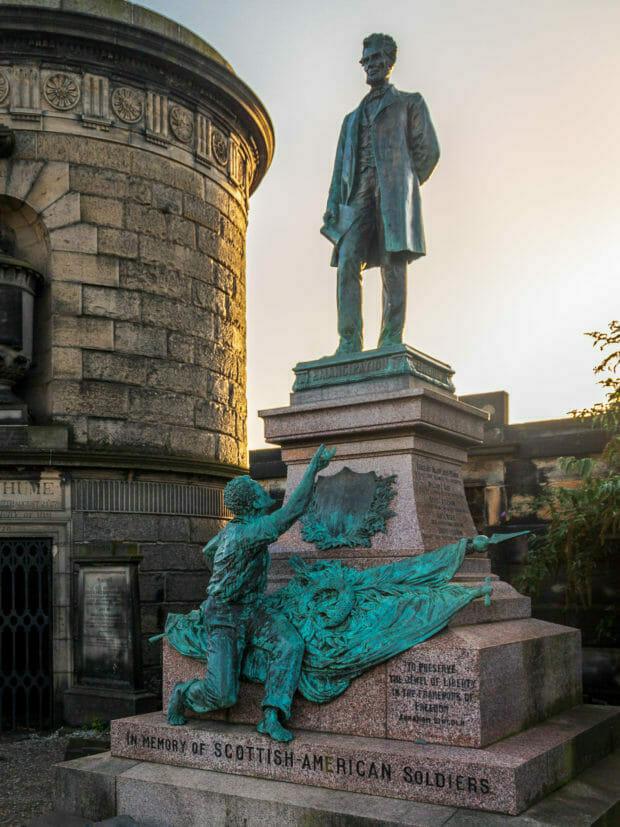 Das Emancipation Monument