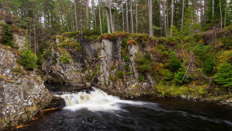 Die Pattack Falls