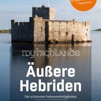 """Reiseführer """"MyHighlands – Äußere Hebriden"""""""