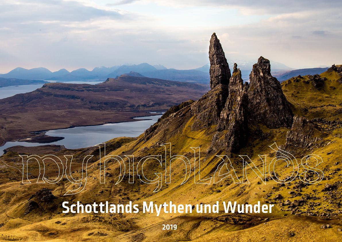 Kalender Schottland 2019 Myhighlands Schottlands Mythen Und Wunder