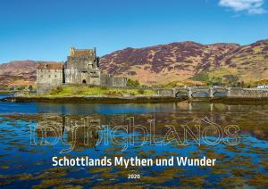 Wandkalender Schottland 2020